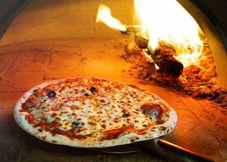 Oryginał Piece Chlebowe opalane drewnem Piece do Pizzy Szamotowe | VITCAS JY04